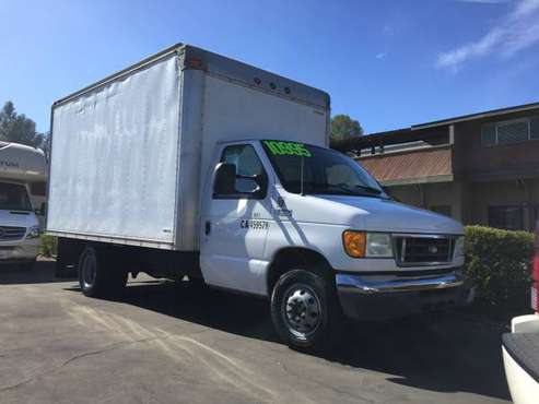 2005 Ford Econoline Commercial Cutaway E-350 Super Duty 138 WB DRW for sale in Atascadero, CA