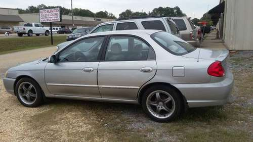 2004 KIA SPECTRA ***** $1490 for sale in Montgomery, AL