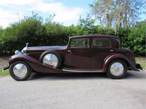 1933 Rolls-Royce Phantom II for sale in Sarasota, FL