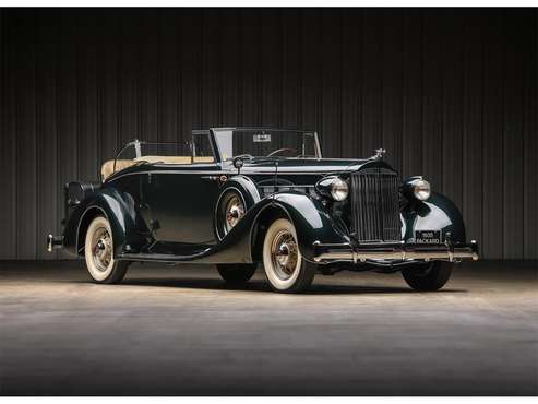 1935 Packard Super Eight for sale in Auburn, IN