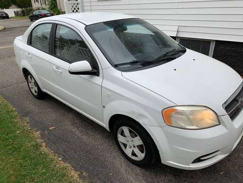 2008 Chevy Aveo for sale in Uncasville, RI