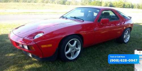 1986 Porsche 928 S 2dr Hatchback - Call/Text for sale in Neshanic Station, NJ