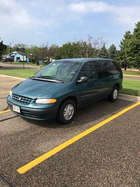 2000 Plymouth Grand Voyager for sale in Elk River, MN