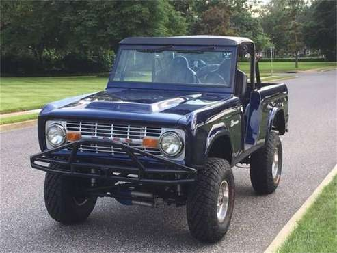 1977 Ford Bronco for sale in Cadillac, MI