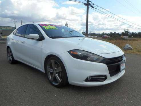2014 DODGE DART GT 6 SPEED MANUAL FUN CAR for sale in Anderson, CA