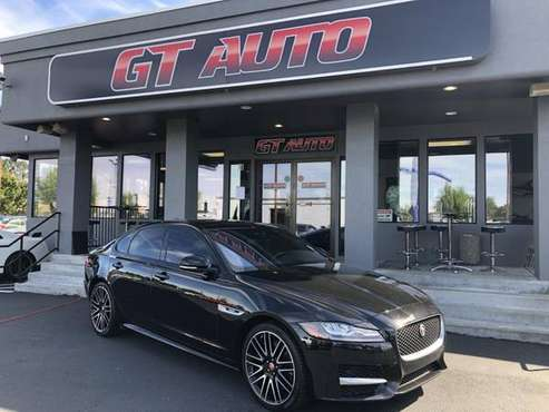 2016 Jaguar XF XF 3.5t R-Sport Sedan 4D BMW for sale in PUYALLUP, WA