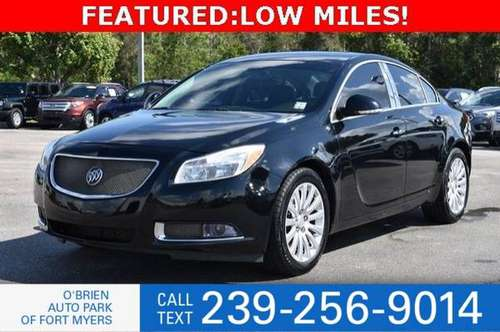 2013 Buick Regal Turbo Premium 1 for sale in Fort Myers, FL