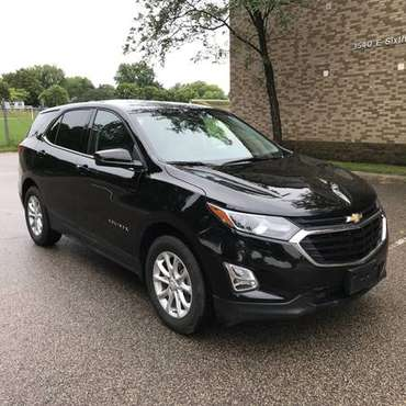2019 Chevy Equinox LT AWD 15K ( Book $27200 Sale $15750 ) Clean Title for sale in Saint Paul, MN