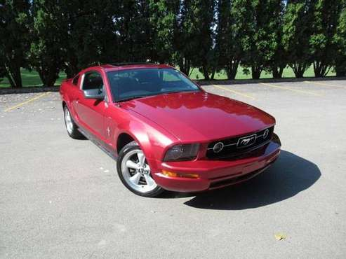 2007 Ford Mustang V6 Premium 2dr Fastback for sale in Bloomington, IL
