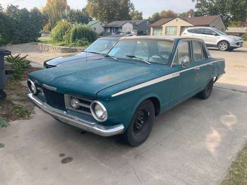 1964 Plymouth Valiant for sale in Kennewick, WA