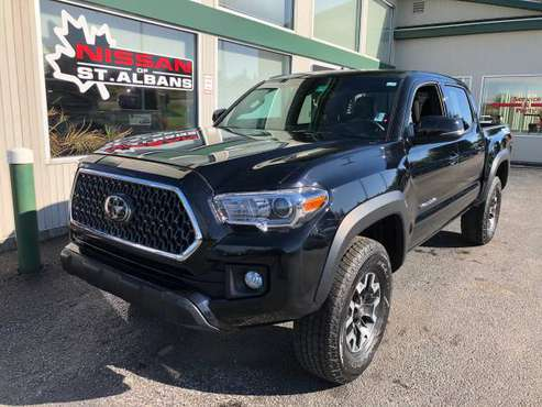 ********2019 TOYOTA TACOMA TRD V6********NISSAN OF ST. ALBANS for sale in St. Albans, VT