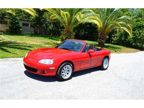 2002 Mazda Miata for sale in Clearwater, FL