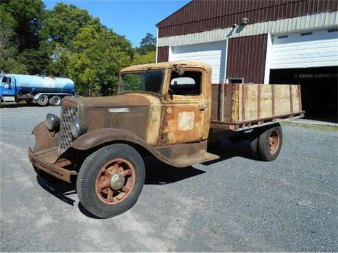 1936 International Pickup for sale in Cadillac, MI
