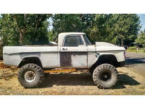 1969 Dodge D100 for sale in Cadillac, MI