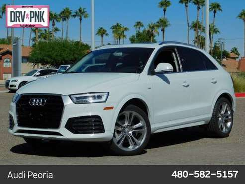 2016 Audi Q3 Prestige AWD All Wheel Drive SKU:GR010590 for sale in Peoria, AZ