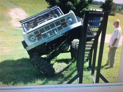 1975 Ford Bronco for sale in Cadillac, MI