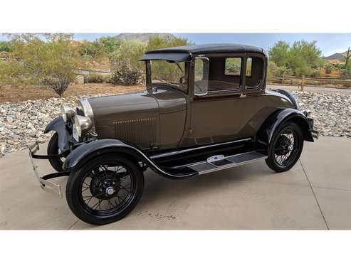 1929 Ford Model A for sale in North Scottsdale, AZ