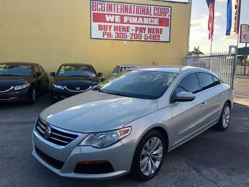 2011 Volkswagen CC Sport 4dr Sedan 6A for sale in Miami, FL