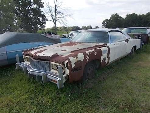 1976 Cadillac Eldorado for sale in Creston, OH
