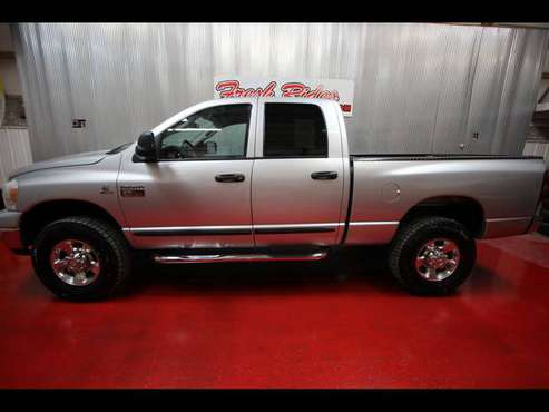2007 Dodge Ram 2500 4WD Crew Cab 149 ST - GET APPROVED!! for sale in Evans, CO
