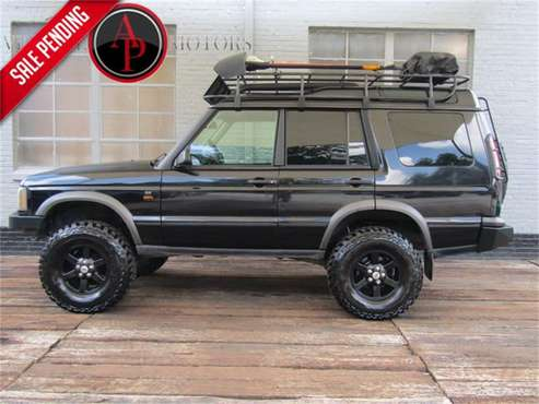 2004 Land Rover Discovery for sale in Statesville, NC