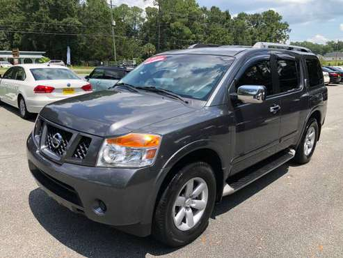 2011 NISSAN ARMADA SV SPORT 1 OWNER! LIKE NEW! $10500 CASH PRICE! for sale in Tallahassee, FL