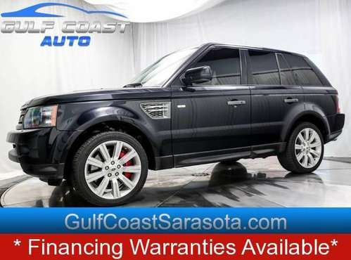 2011 Land Rover RANGE ROVER SPORT for sale in Sarasota, FL