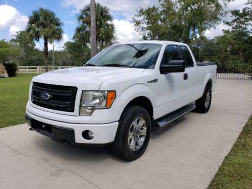 2013 Ford F-150 STX SuperCab 4X4 - F150 - 4WD - 5.0L for sale in Lake Helen, FL
