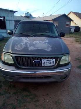 2001 King Ranch F150 for sale in Midland TX, TX