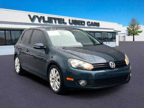 2012 Volkswagen Golf hatchback 2dr HB DSG TDI - Volkswagen for sale in Sterling Heights, MI
