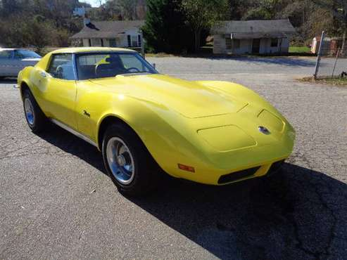 1973 CHEVROLET CORVETTE - cars & trucks - by dealer - vehicle... for sale in Greenville, SC