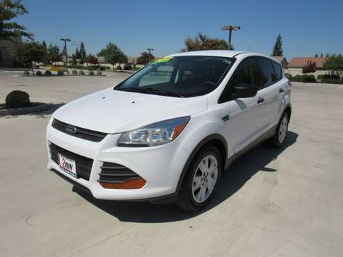 2016 FORD ESCAPE S SPORT for sale in Oakdale, CA