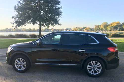 2016 Black Lincoln MKX Premiere for sale in Madison, WI