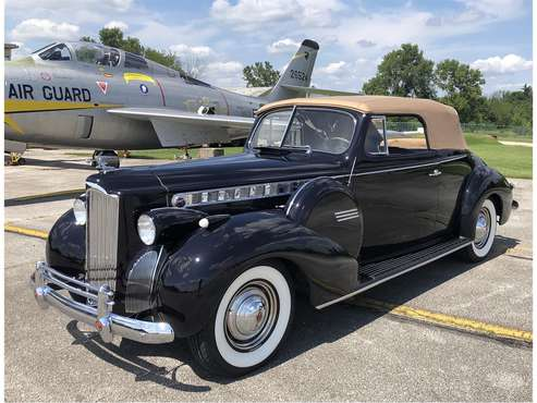 1940 Packard 160 for sale in Bedford Heights, OH