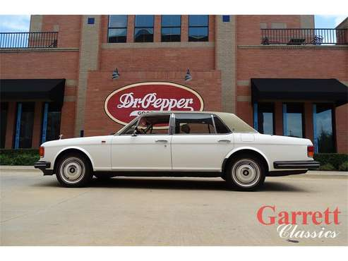 1989 Rolls-Royce Silver Spur for sale in Lewisville, TX