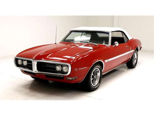 1968 Pontiac Firebird for sale in Morgantown, PA