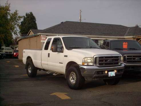 2003 Ford F250 Super Duty 4X4 *** 6.0L DIESEL *** for sale in Portland, OR