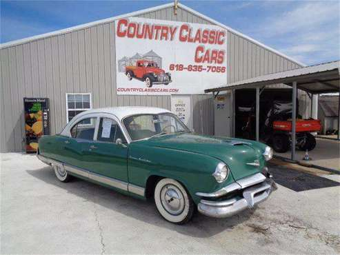 1953 Kaiser Manhattan for sale in Staunton, IL