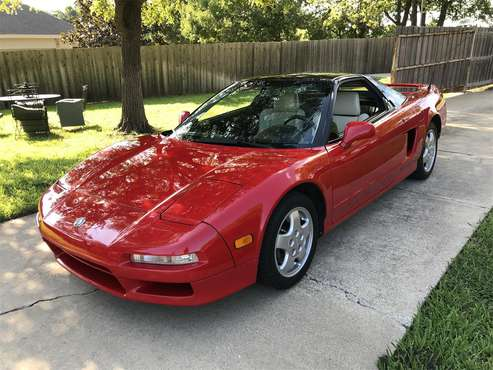 1991 Acura NSX for sale in Rowlett, TX
