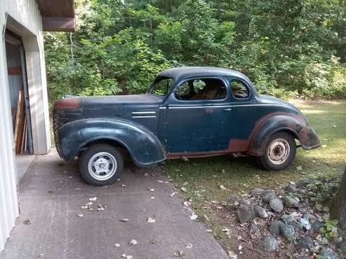 1939 Plymouth business coupe for sale in Negaunee, WI