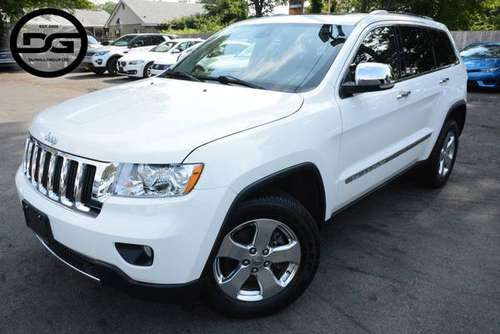 2011 *Jeep* *Grand Cherokee* *Limited* Stone White for sale in Avenel, NJ