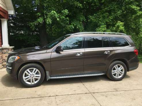 Mercedes Benz GL 450- Certified Pre-Owned for sale in Saint Paul, MN