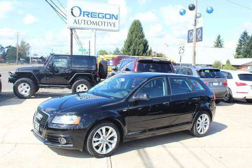 2012 Audi A3 2.0 TDI PREMIUM -- SE HABLA ESPANOL for sale in Hillsboro, OR