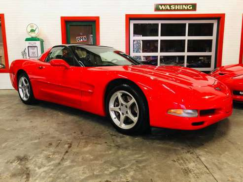 1999 Chevrolet Corvette, Z51, LOW 54k Miles, Auto - cars & trucks -... for sale in Seneca, SC