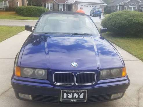 1996 BMW 328I CONVERTIBLE for sale in North Myrtle Beach, SC