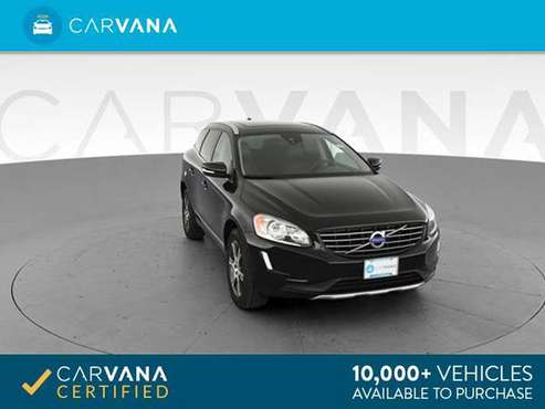 2014 Volvo XC60 T6 Sport Utility 4D suv BLACK - FINANCE ONLINE for sale in Detroit, MI