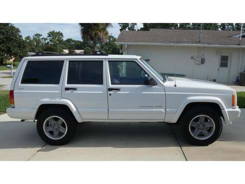 2001 Jeep Cherokee for sale in Spring Hill, FL