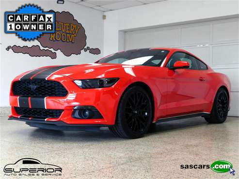 2015 Ford Mustang for sale in Hamburg, NY