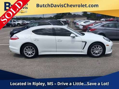 2013 Porsche Panamera S 4D Luxury Sport Sedan w Pwr Sunroof For Sale for sale in Ripley, TN