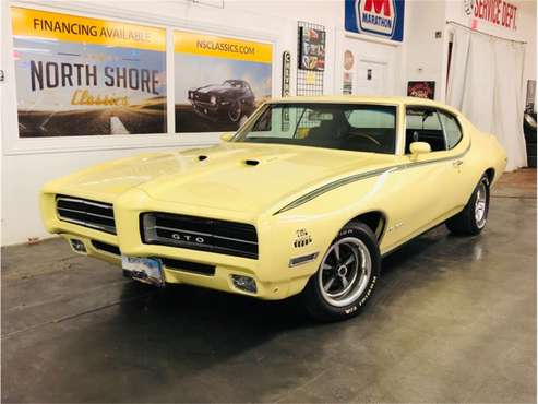 1969 Pontiac GTO for sale in Mundelein, IL
